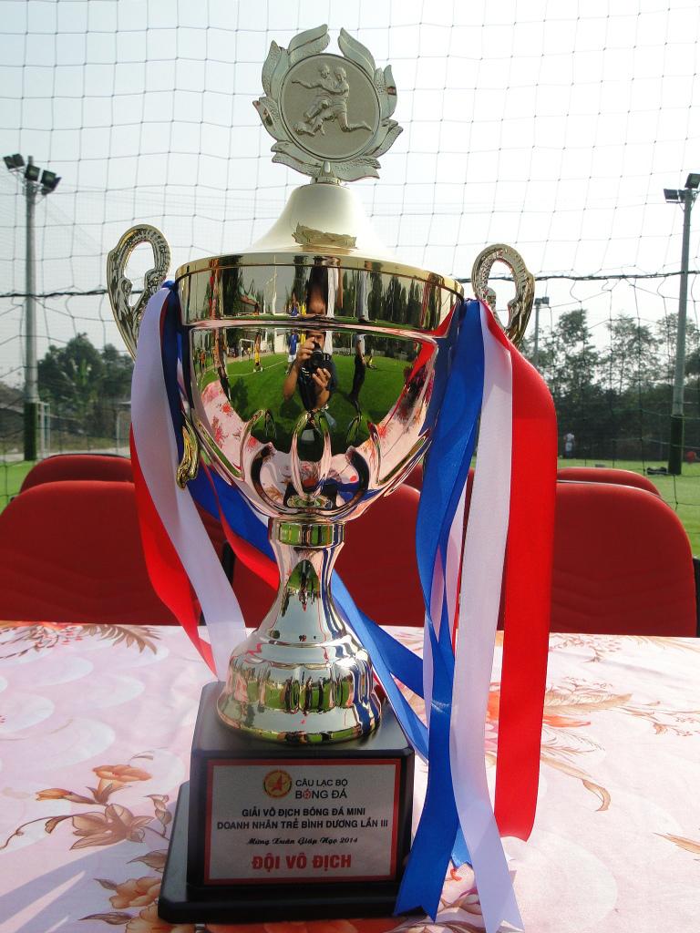 Giải bóng đá doanh nghiệp trẻ Bình Dương lần thứ 3