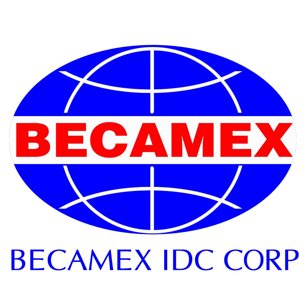 <p>Logo Becamex</p>