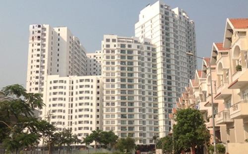 Giao dịch trên thị trường bất động sản tăng vọt